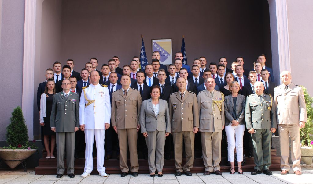 BiH Armed Forces to send cadets on education abroad