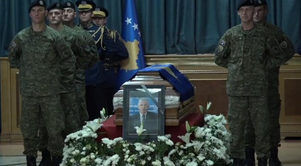 Kosovo marks a day of mourning today