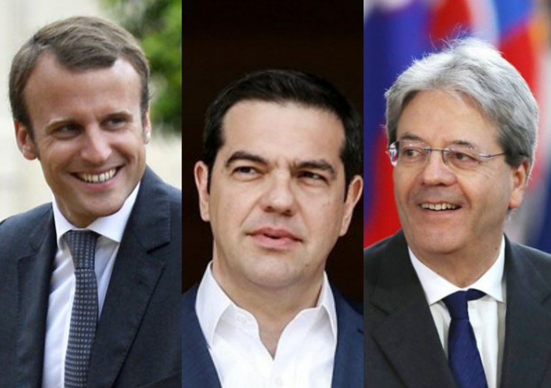 Investments and the EU on Tsipras' agenda