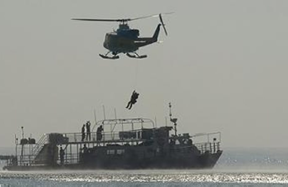 Cyprus and France conclude joint Search and Rescue Exercise