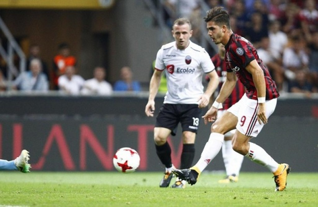 Vardar wins in Skopje, Shkendija defeated by Milan