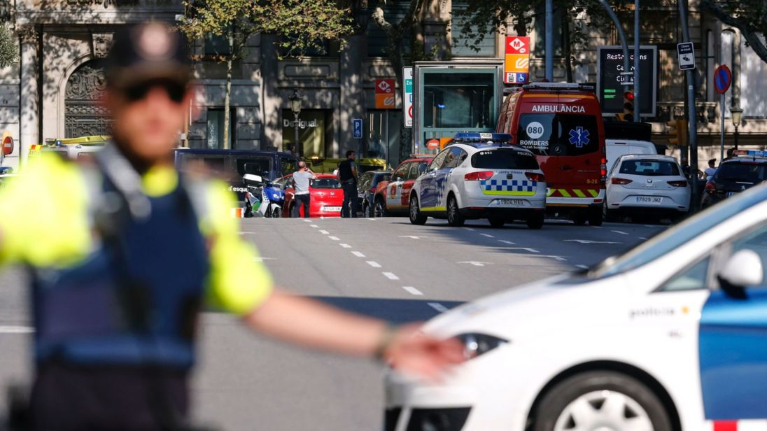 Update: All Cypriot tourists in Barcelona on organized trips, accounted for and in good health