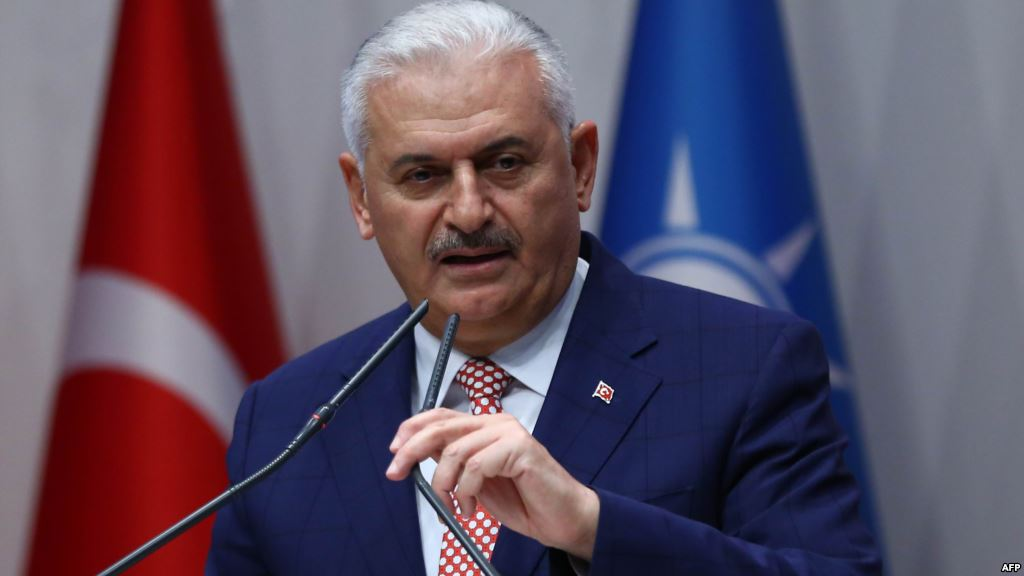Yildirim: Opposition party fails to unite with nation