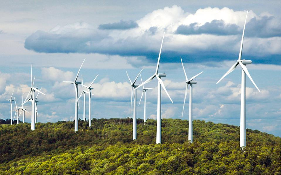 CoS issues freezing order for wind farm project in Evia