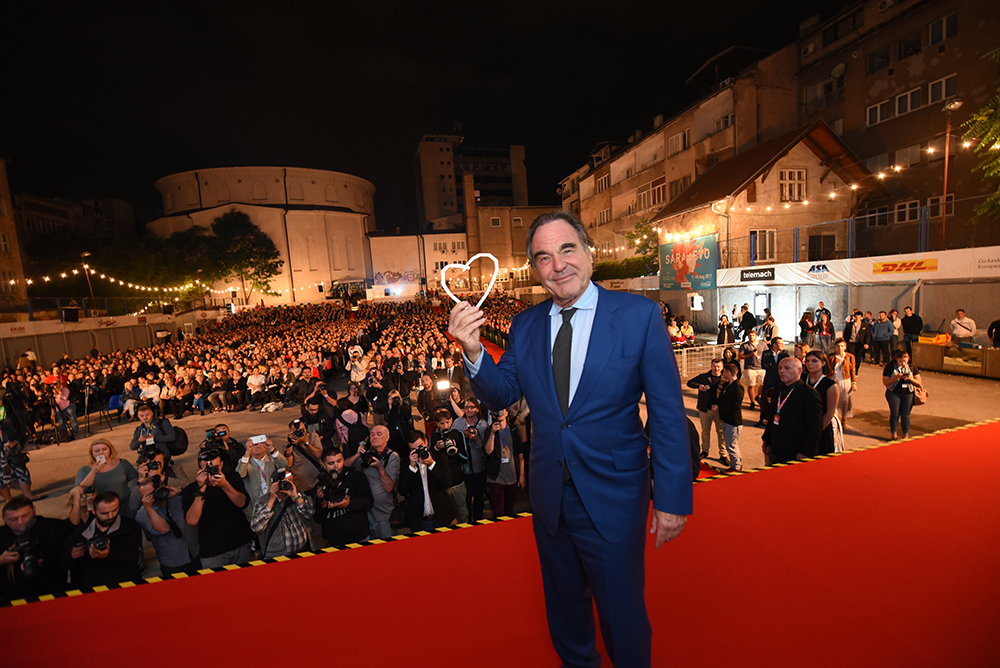 Movies in BiH a reason for cooperation and new political sparks