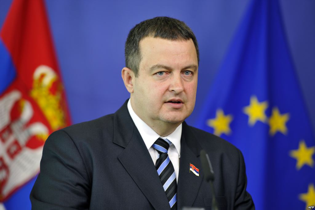 "Serbia should ""get something"" in Kosovo, Dacic says"
