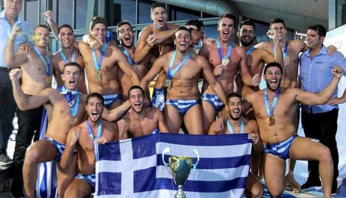 Greece crowned World champions