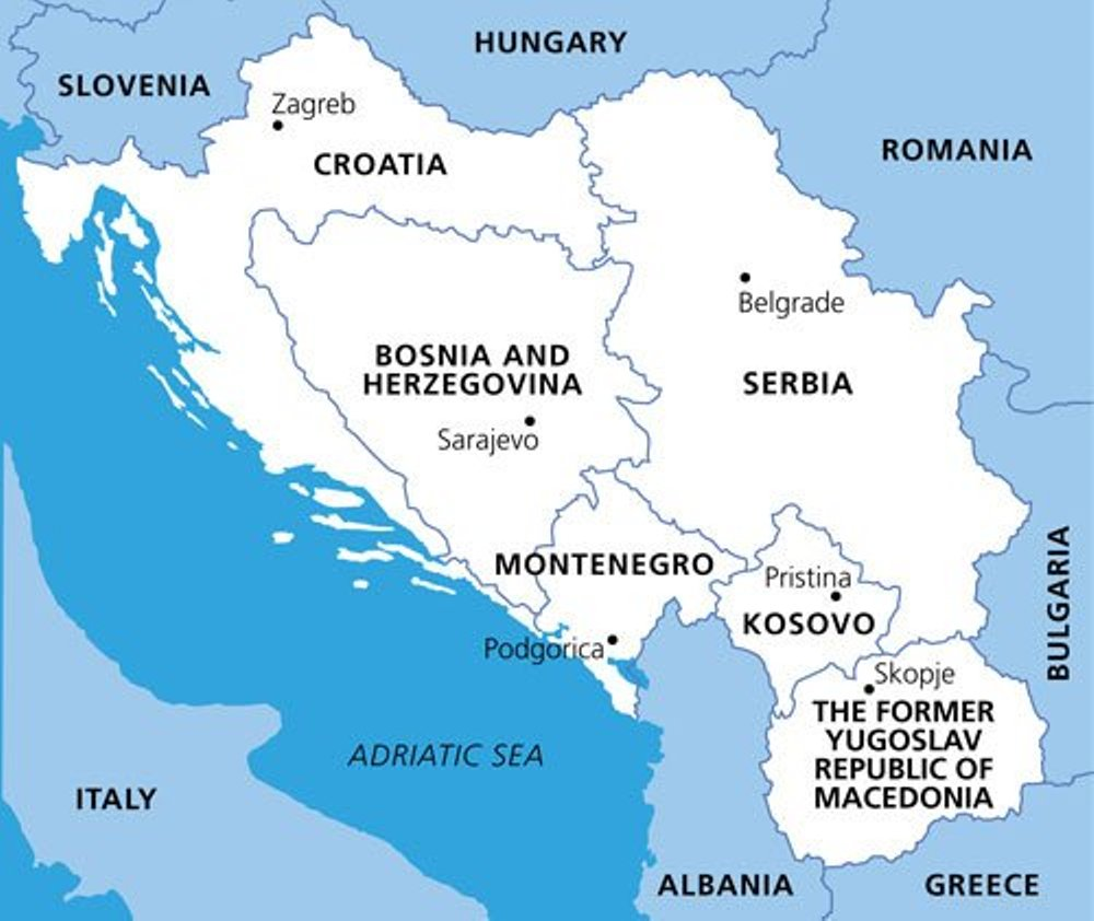 Western Balkans' Demographic Future: Poor, Depopulating, Aging