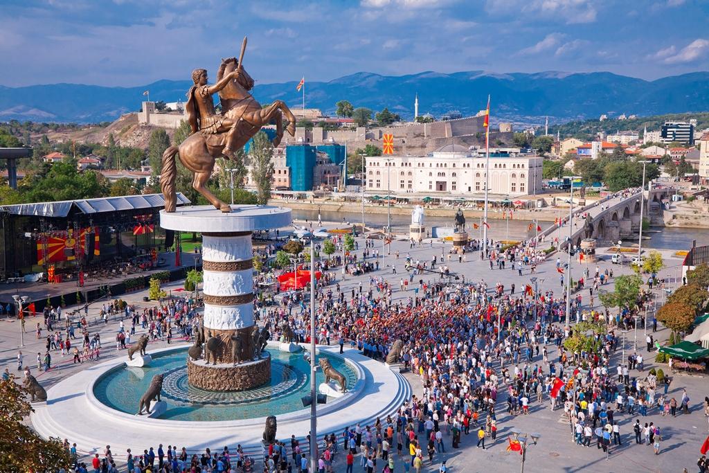 FYRO Macedonia's Demographic Future by Berlin Institute