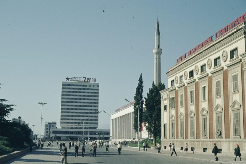 Albania's Demographic Future by Berlin Institute
