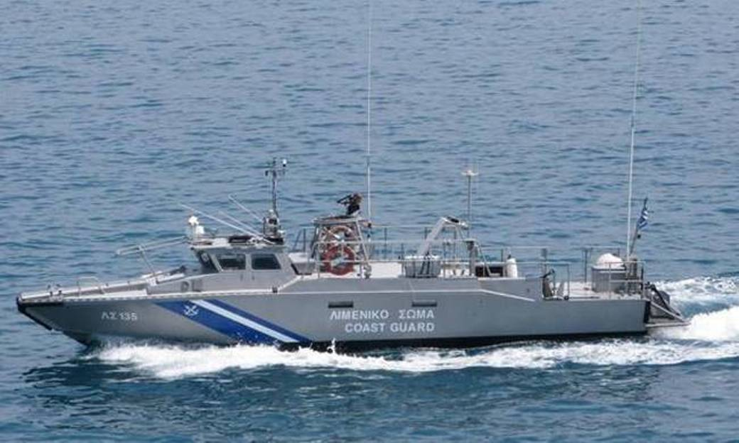 Coast Guard confiscates almost two tons of cannabis on sailboat off Kythera