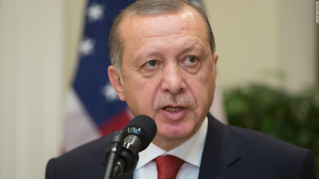 Erdogan urges people to learn from Turkey's history