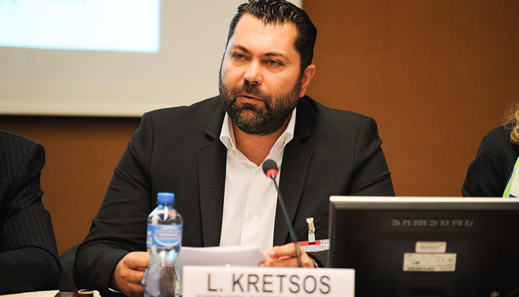 We will insist on the issue of TV licencing', says GS for Information Kretsos
