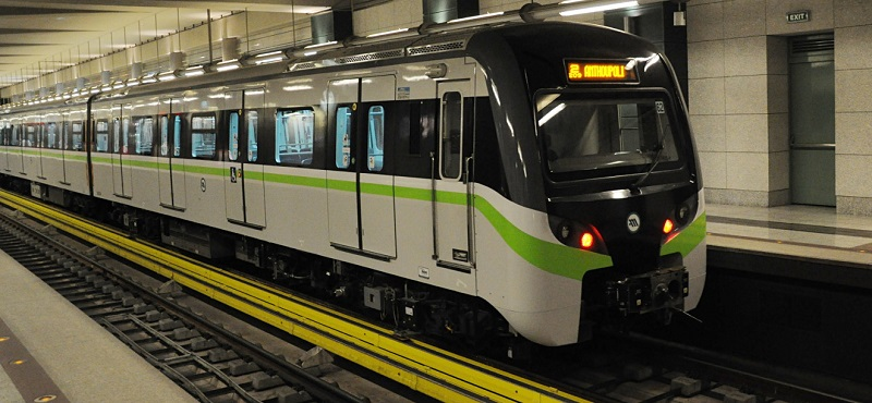 Four bidders express interest in Athens' metro line 4