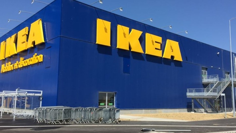 Ikea opens its store in Serbia