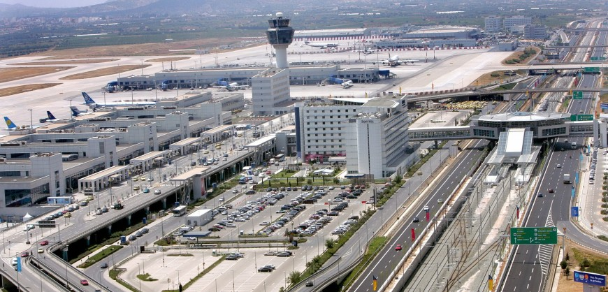 Arrivals in Fraport-run Greek airports jump 14.1 pct in year-to-date