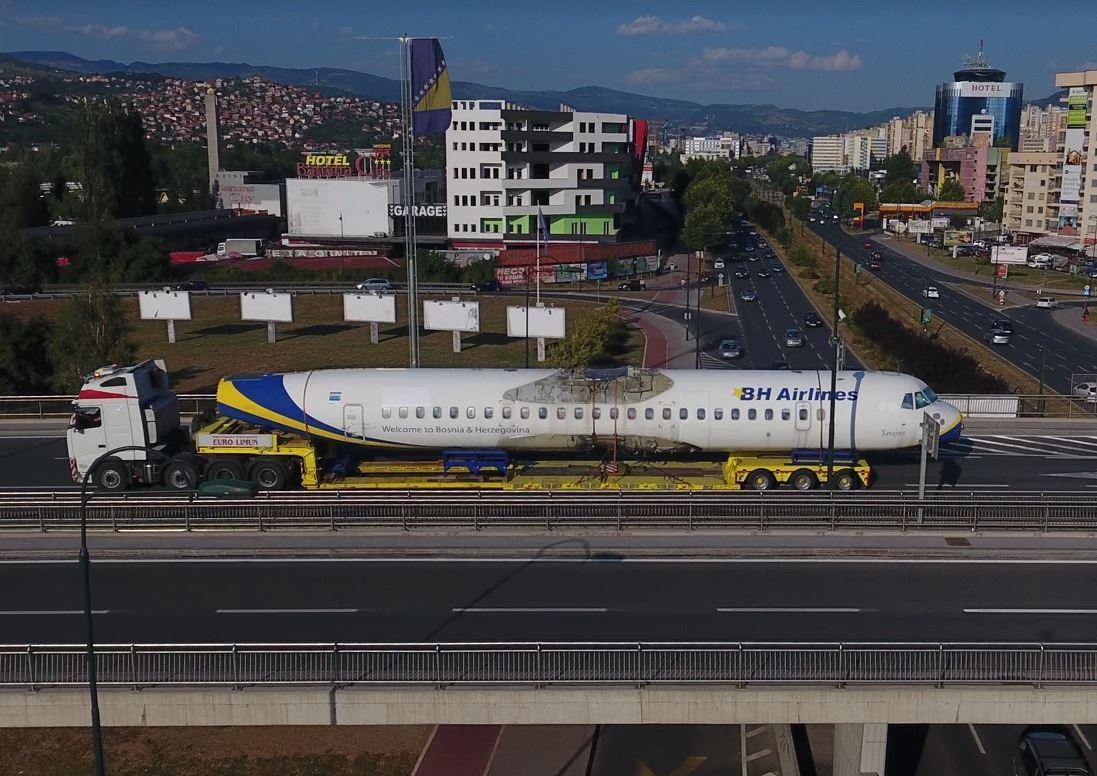 BiH Airlines pass on to history