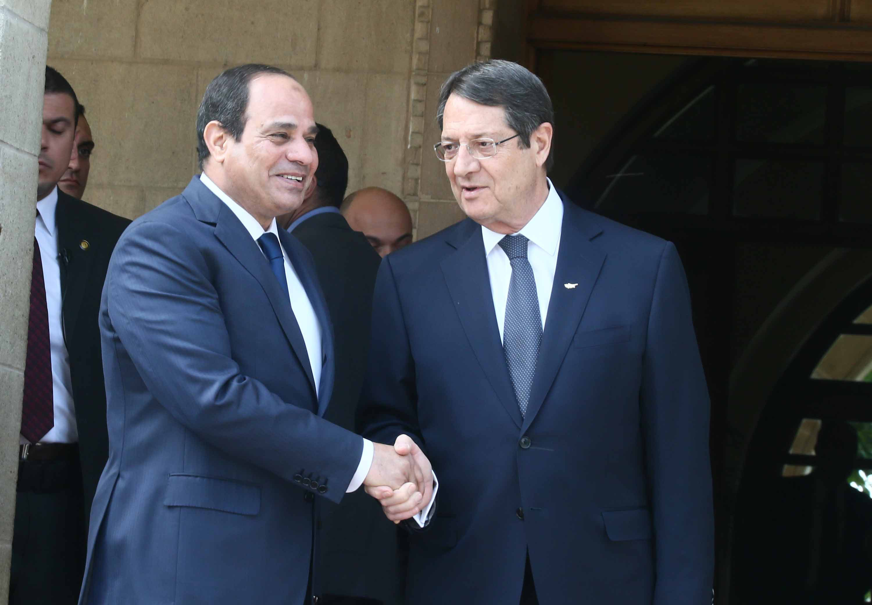 Anastasiades – Sisi have telephone conversation