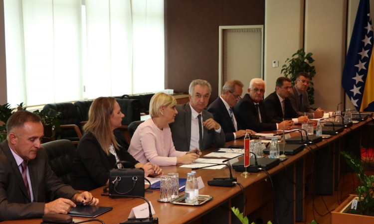 Western Balkan countries keep Croatia under pressure