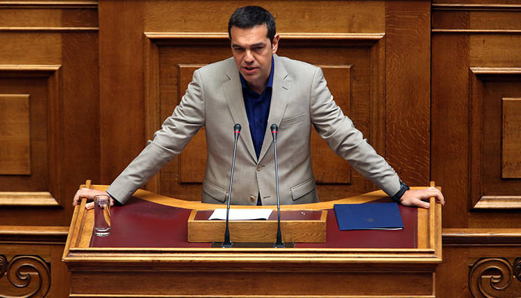 Tsipras: Reform in health sector 'emblematic'