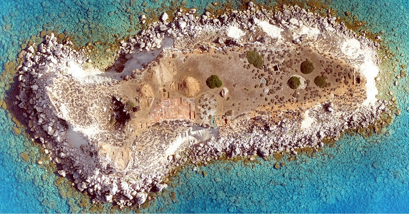 New York University Geronissos Island and Manikis Harbour excavation works completed