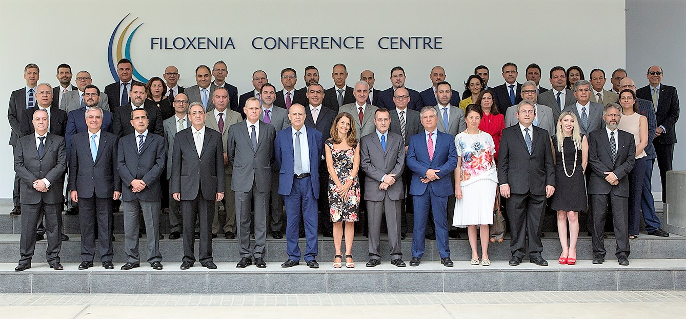 Minister of Foreign Affairs presides in annual meeting of Chiefs of Diplomatic Missions of Cyprus