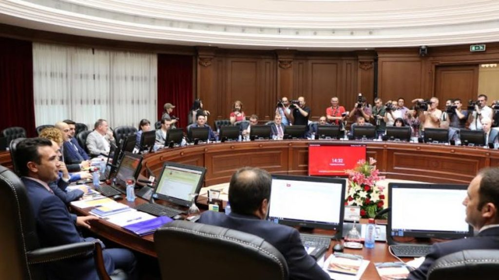 Government in Skopje gives way to the approval of the law on the Albanian language