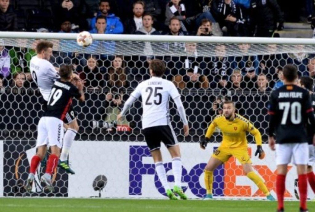 Vardar defeated by Rosenborg