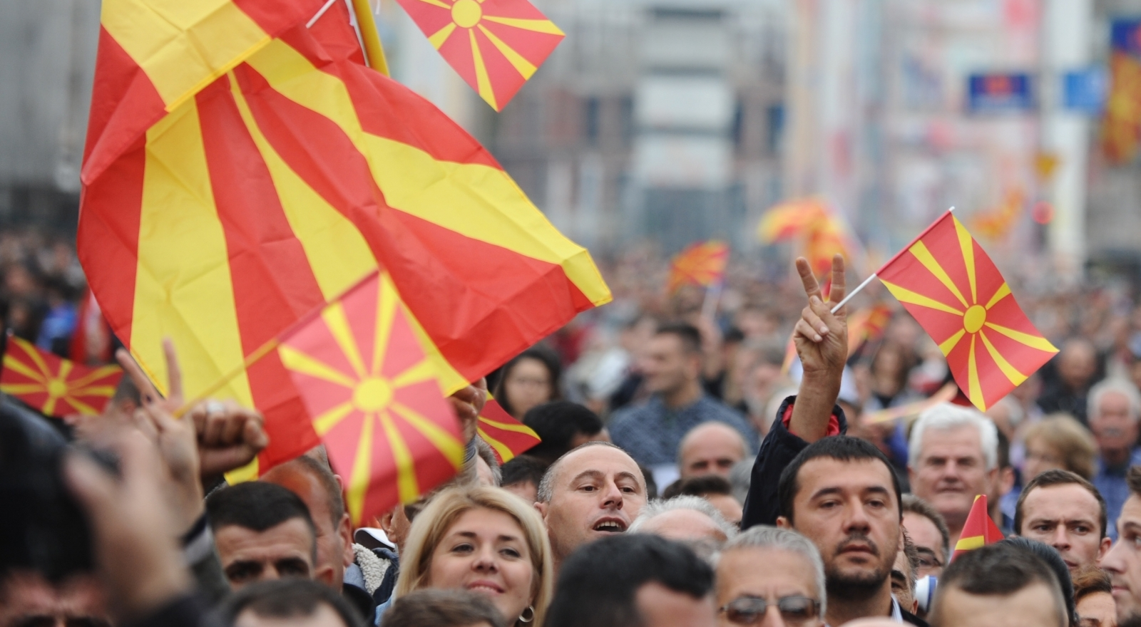 Last week of campaign for the second round of local elections in FYROM