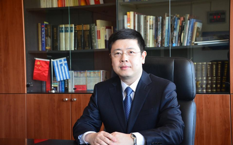 """Zou Xiaoli: Greece is """"China's long-term and reliable strategic partner"""""""