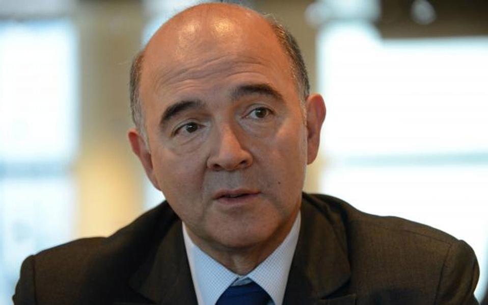 Moscovici: Growth has returned to Greece