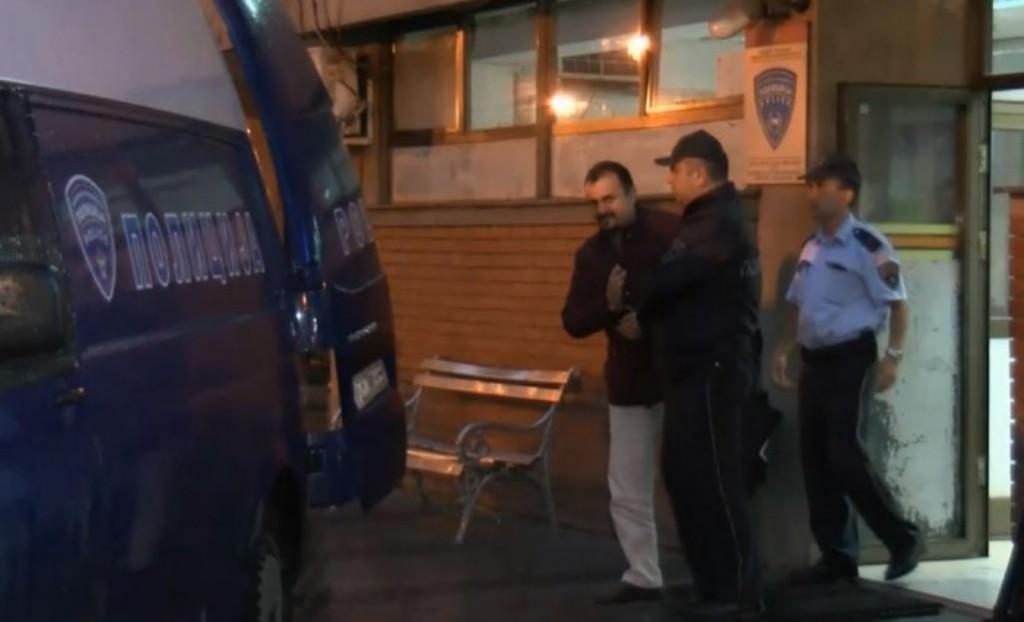 Mayor of Pustec arrested in Skopje