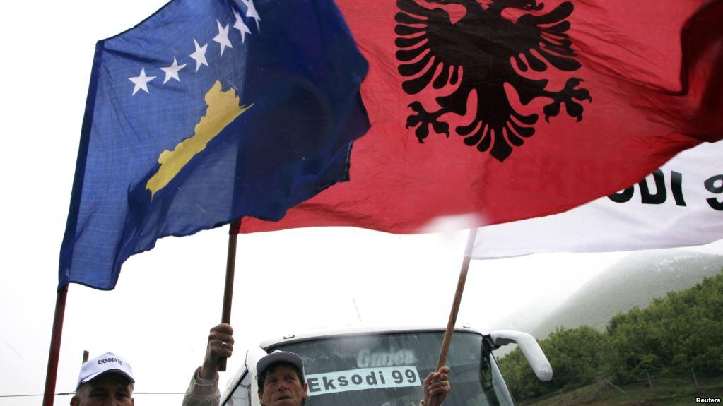 Kosovo and Albania are aiming to remove borders