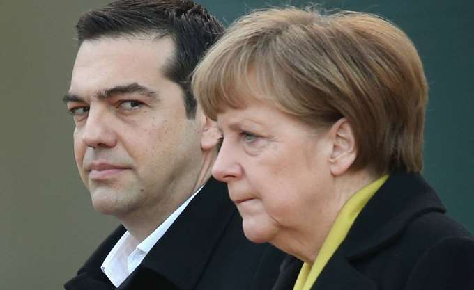 German election result alarms Athens