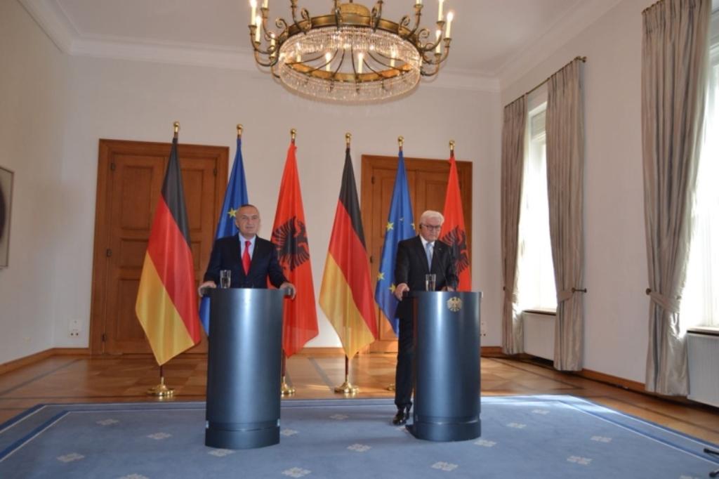 Meta-Steinmeier: Albania is a factor of stability in the Balkans