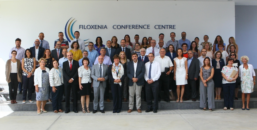 """Policy Dialogue on Health System and Public Health Reform in Cyprus"""" kicks off in Lefkosia"""
