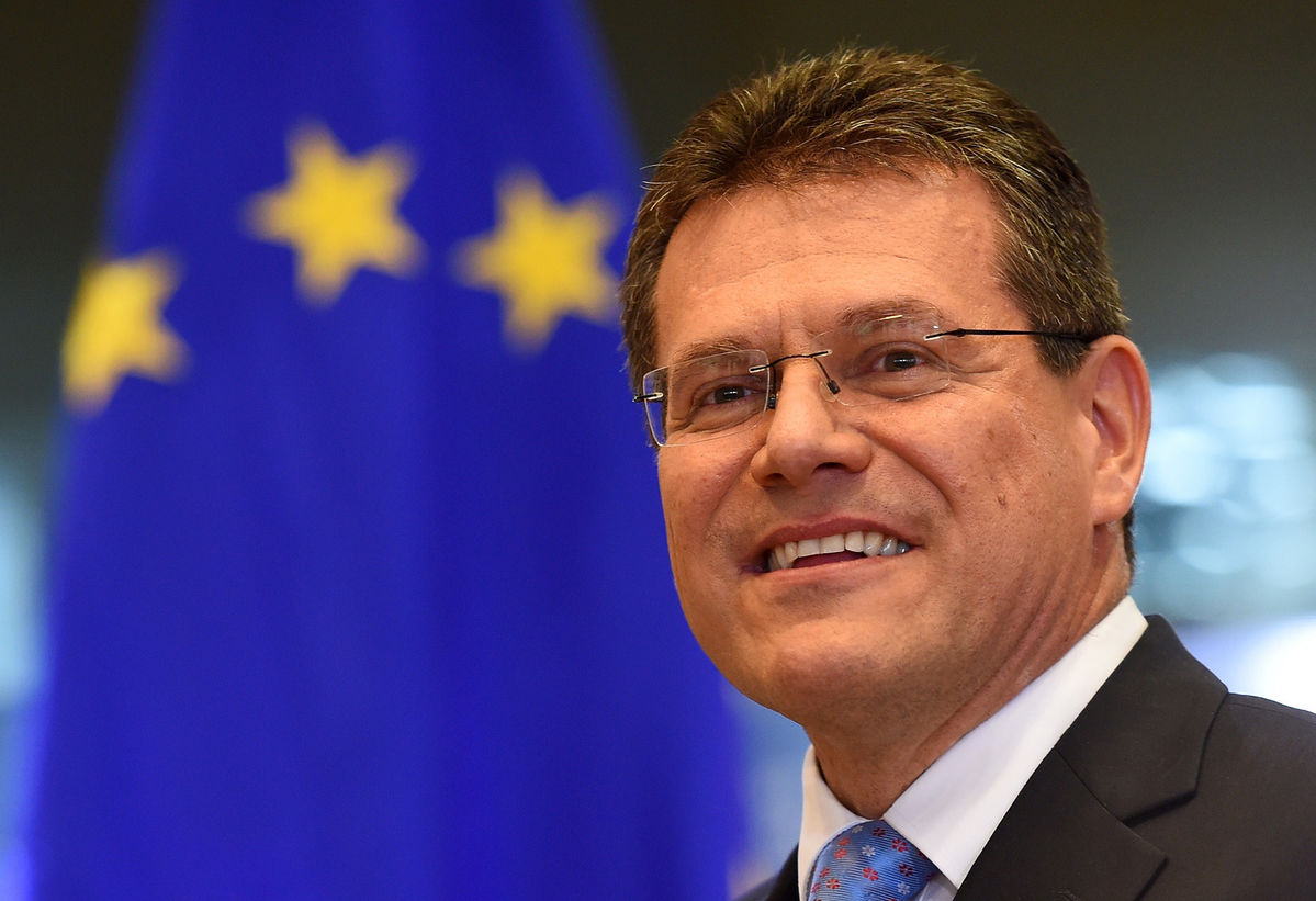 ​Vice-President Šefčovič in Romania for second Energy Union Tour