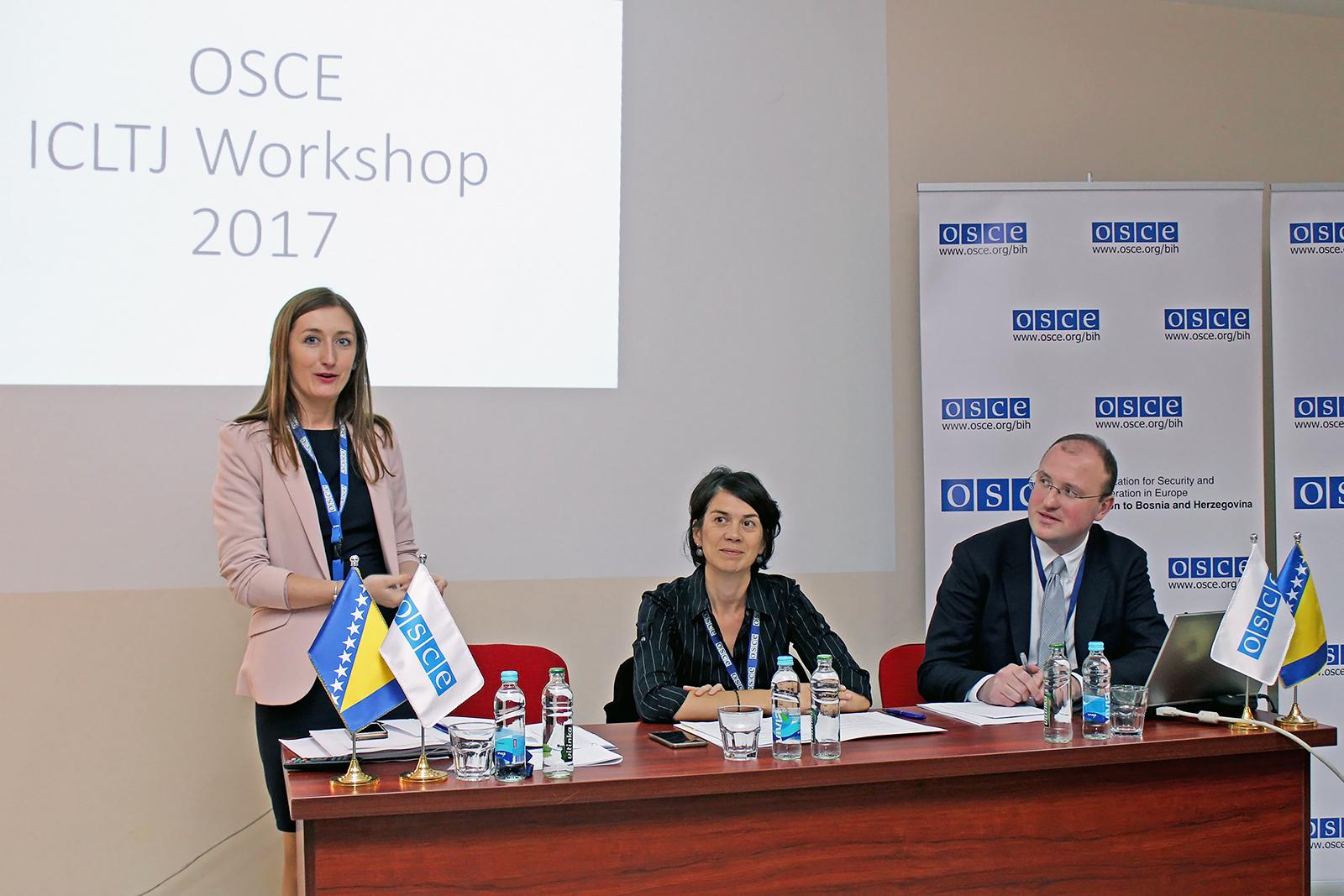 OSCE runs 2nd workshop for criminology students in Sarajevo
