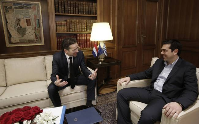 """Dijsselbloem offers Greece """"clean exit"""" from bailout"""