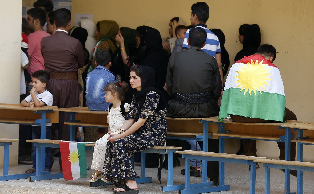 Kurds continue on their course to independence despite strong opposition