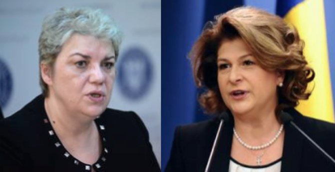 PSD leadership will grant 'total support' to Sevil Shhaideh and Rovana Plumb