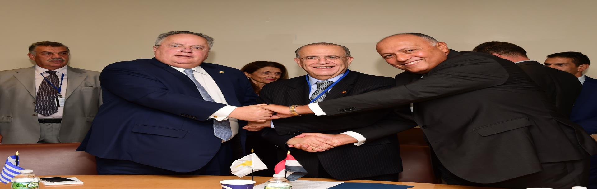 Joint Communique of the Trilateral Meeting of the Foreign Ministers of the Republic of Cyprus, the Arab Republic of Egypt and the Hellenic Republic