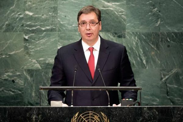 Serbia will never give up from military neutrality, Vucic says