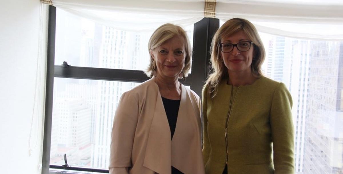 US appreciates important role of Bulgarian EU Presidency, Foreign Minister Zaharieva told