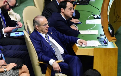 Foreign Minister Kasoulides continues high level contacts in New York