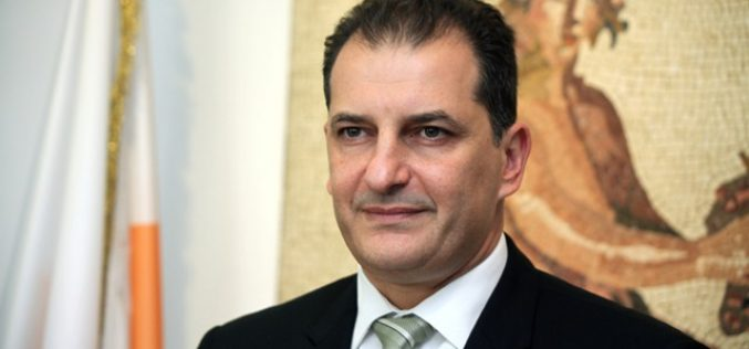 Cyprus' Energy Minister participates in the Informal Council of Energy Ministers and the High Level Meeting in Tallinn