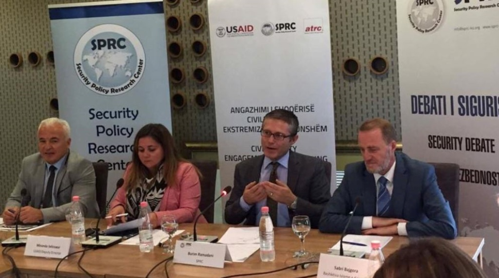Prevention of terrorism is a challenge for the government of Kosovo