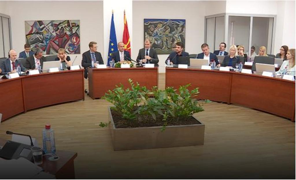 Government in Skopje rejects IMF's recommendations