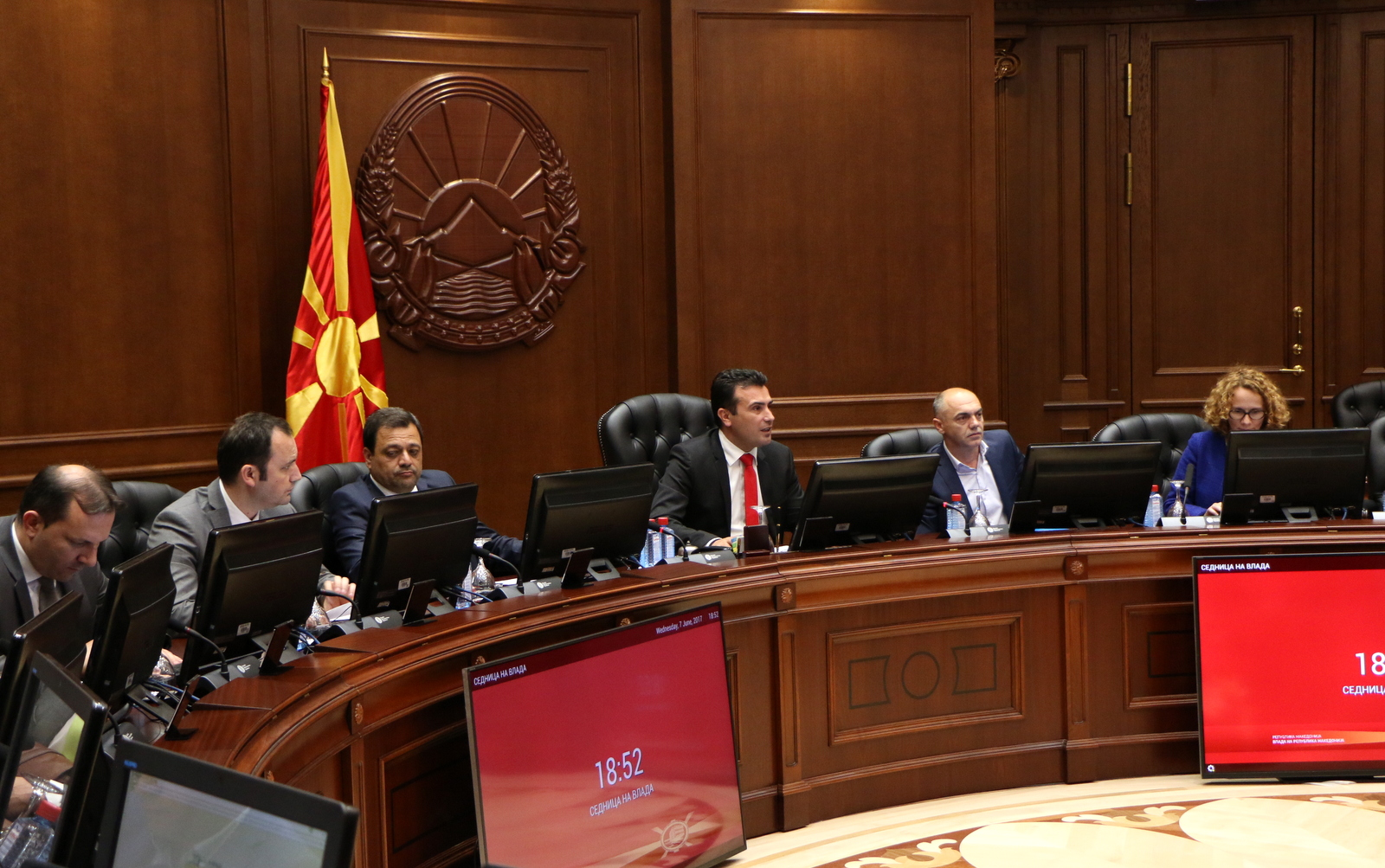 Cabinet reshuffle in North Macedonia triggers reactions