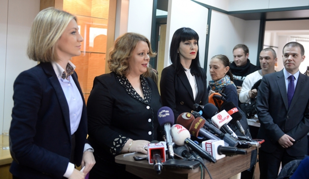 Special Prosecution in FYROM: 120 people have been indicted, Gruevski among them